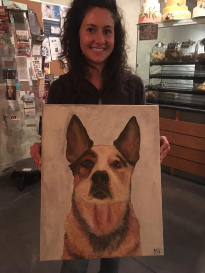 Paint Your Pet with Jill